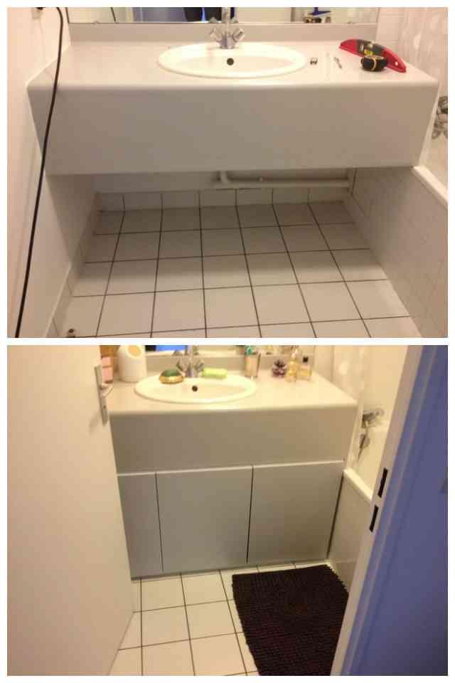 salle de bain avant après ogalod
